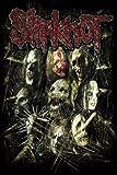 1art1 43255 Slipknot - All Hope Is Gone Poster 91 x 61 cm