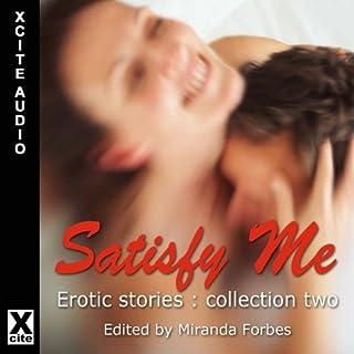 Satisfy Me audiobook cover art
