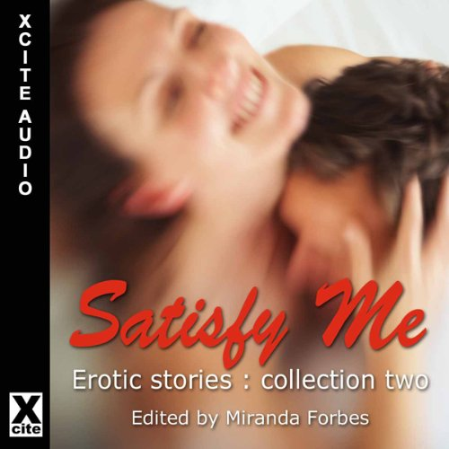 Satisfy Me audiobook cover art