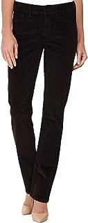 NYDJ Not Your Daughters Jeans Molasses (Dark Brown) Slim Straight Petite