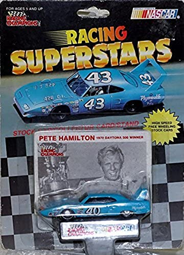 1991 Racing Champions   40 Pete Hamilton 1 64 scale by Racing Champions