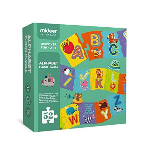 Puzzles Spielzeug Kinder Großes Boden Alphabet Kleinkind Baby-frühe Kindheit Kognitions Spielzeug 3-4 Jahre alt Brainteaser
