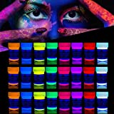'XXL Set' 24 Cans of Neon Body Paints by neon nights – 16.5 fl oz of...