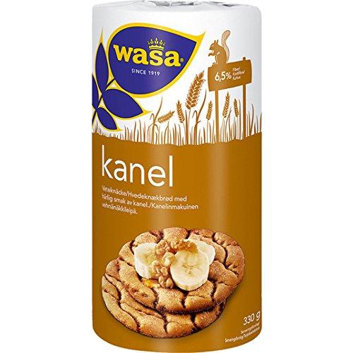 Wasa Runda Kanel - Cinnamon Wheat Crispbread 330g