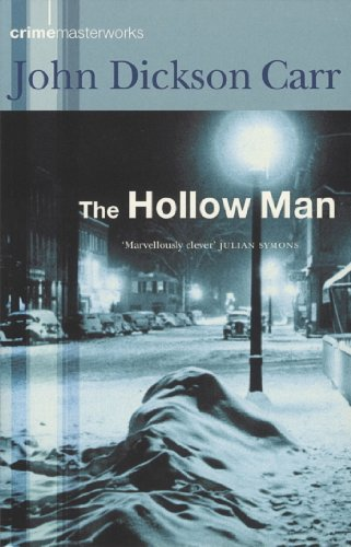 The Hollow Man (Dr Gideon Fell Book 6) (English Edition)