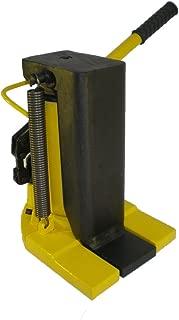 10 Ton Hydraulic Toe Jack Ram Machine Lift Cylinder QD-10