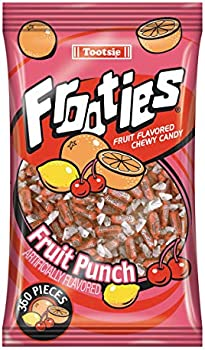 360-Count Fruit Punch Frooties Tootsie Roll Chewy Candy