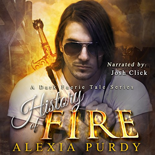 History of Fire audiobook cover art