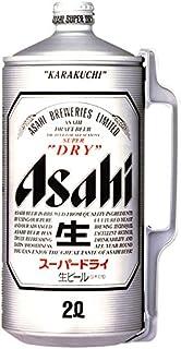アサヒ スーパードライ ミニ樽 2L×6缶