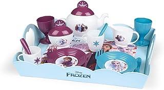 Frozen 2 serveringsbord, Disney frysta tablett med porslin, för barn från 3 år