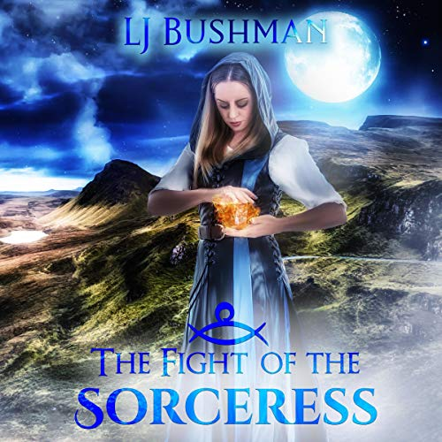 Fight of the Sorceress audiobook cover art