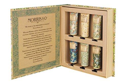 Morris Kit de soin des mains Chèvrefeuille et argile rose