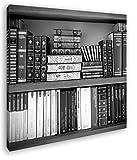 deyoli Klassisches Bücherregal Format: 60x60 Effekt: