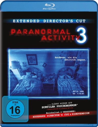 PARAMOUNT PICTURES Paranormal 3 Extended Bild