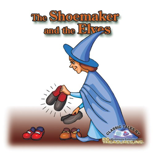 The Shoemaker and the Elves audiobook cover art