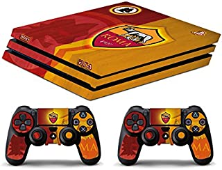 Skin PS4 PRO- AS ROMA ULTRAS FUTBOL - limited edition DECAL