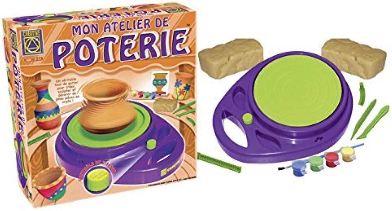disfruta ahorrando 30-50% de descuento Creative Creative Creative Juguetes Tip Top Pottery by Creative Juguetes Ltd.  centro comercial de moda