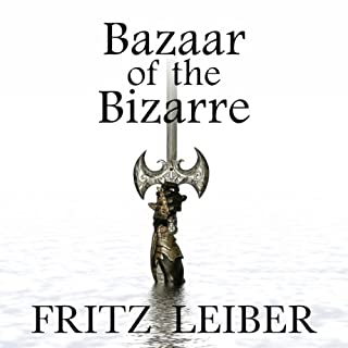 Bazaar of the Bizarre cover art