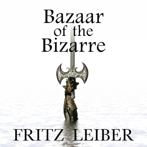 Bazaar of the Bizarre audiobook cover art