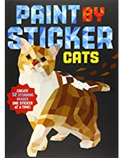 Cats (Paint by Sticker)