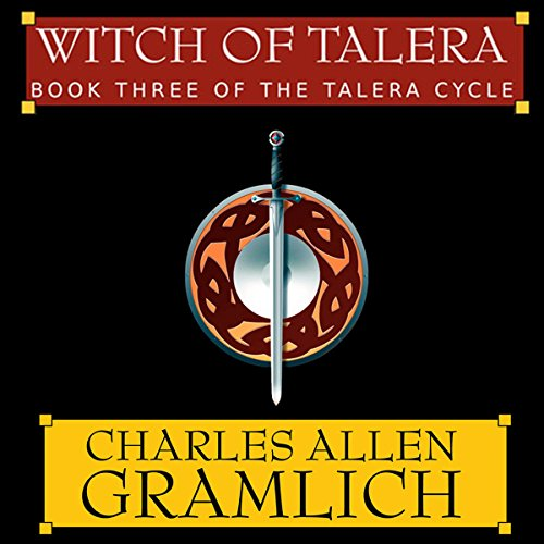 Witch of Talera audiobook cover art