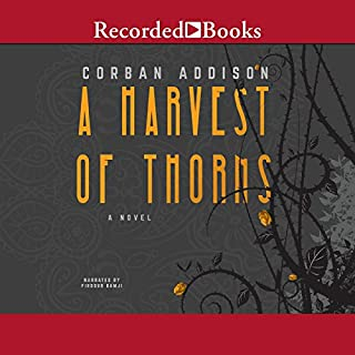 A Harvest of Thorns audiobook cover art