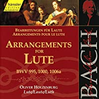 Bach:Arrangements for Lute