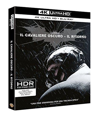 Il Cavaliere Oscuro Il Ritorno (4K+Br)