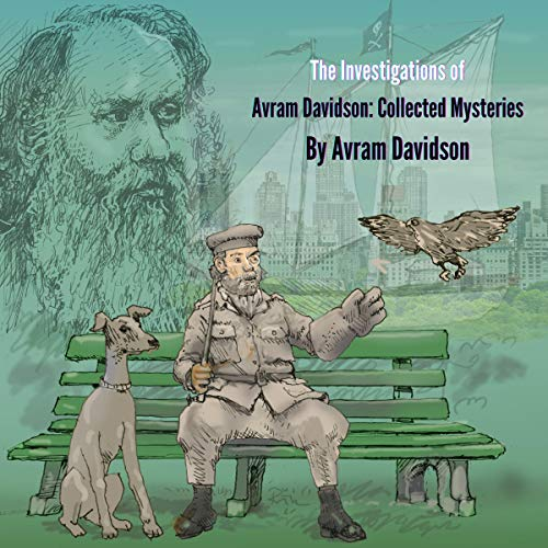 The Investigations of Avram Davidson Titelbild