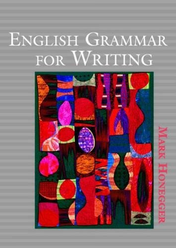English Grammar for Writing