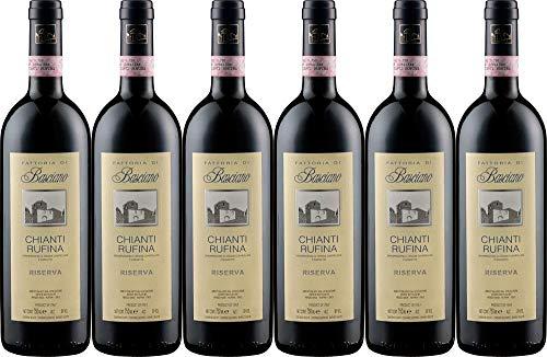 6x Chianti Rufina Riserva 2015 - Renzo Masi - Fattoria di Basciano, Toscana - Rotwein