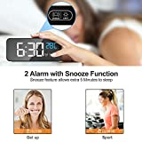 Zoom IMG-1 mosuo sveglia digitale da comodino