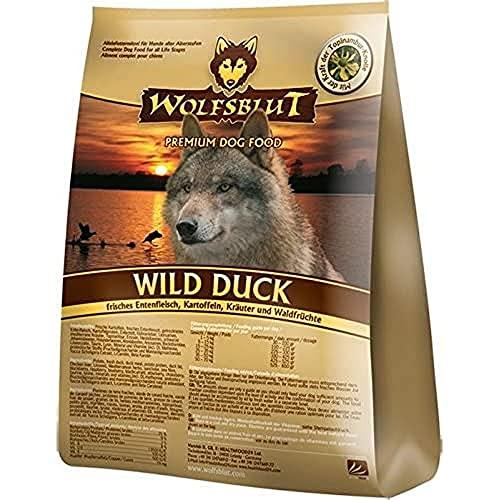 Wolfsblut Getreidefrei & Wildente