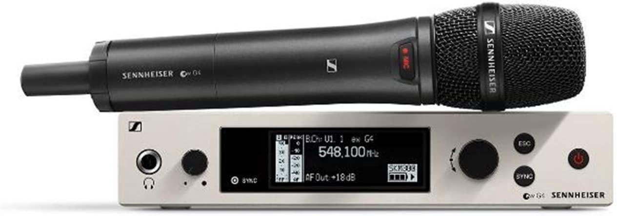 EW 300 G4-865-S Wireless Handheld AW+ Max 73% OFF - OFFicial shop System Microphone Band