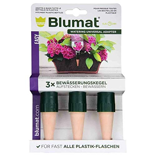 Blumat Easy, Flaschenadapter 0,2 l, 3Stk, 23308