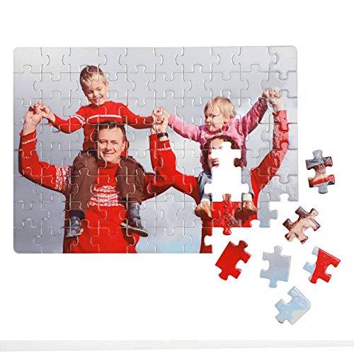 Personalisierte Fotopuzzle mit Eigenem Bild Puzzle DIY Kinderspielzeug Personalisierte Puzzles Individuelles Bild Benutzerdefiniert Fotopuzzle Fotorahmen EIN perfektes Fotogeschenk für Kinder Familie