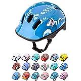 Casco Bicicleta Bebe Helmet Bici Ciclismo para Niño - Cascos para Infantil Bici Helmet para Patinete Ciclismo Montaña BMX Carretera Skate Patines monopatines KS06