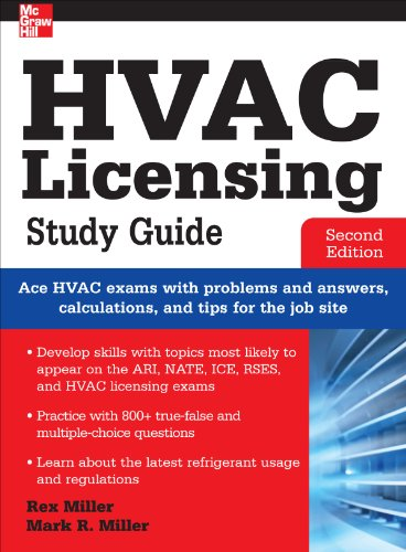 HVAC Licensing Study Guide, Second Edition (English Edition)