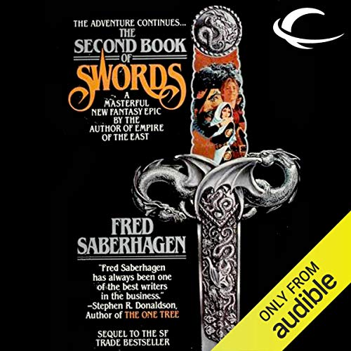 The Second Book of Swords cover art