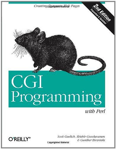 CGI Programming with Perl: Creating Dynamic Web Pages (English Edition)