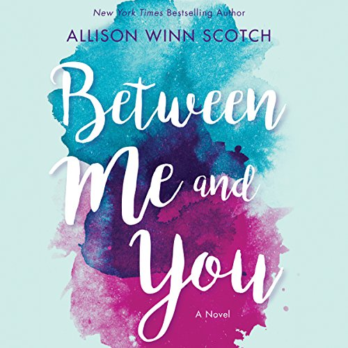 Between Me and You audiobook cover art