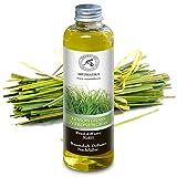 Recambio Difusor Lemongrass 200ml - Aceite 100% Puro y Natural Limoncillo - Fragancias de Duraderas - 0% Alcohol - Mejor para Aromas Naturales - Ambientador de Ambiente - Difusor de Varillas