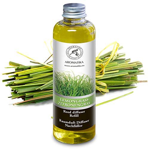 Recambio Difusor Lemongrass 200ml - Aceite 100% Puro y