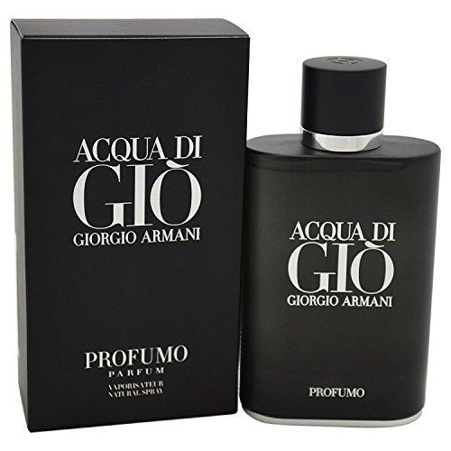 Giorgio Armani Acqua Di Gio Profumo Eau de Parfum Spray for Men, 4.2 Ounce