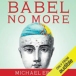 Babel No More audiobook cover art