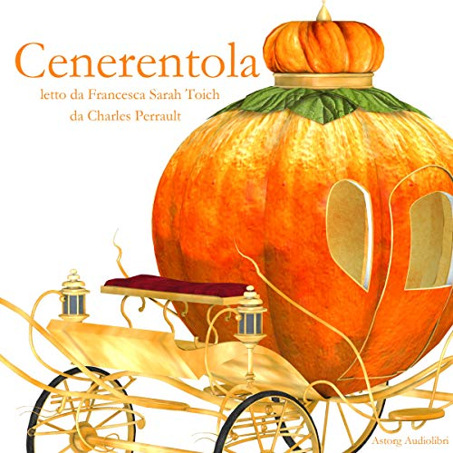 Cenerentola audiobook cover art