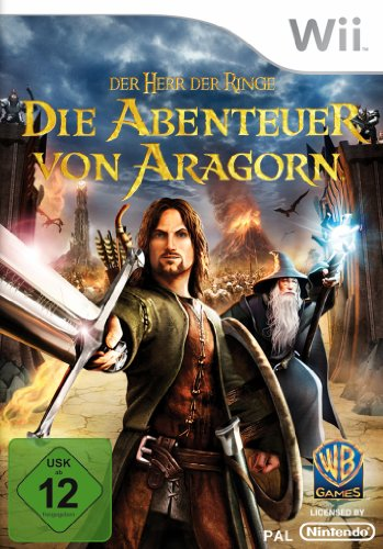 Der Herr der Ringe - Die Abenteuer von Aragorn [Software Pyramide]