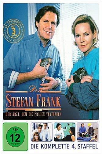 Dr. Stefan Frank - Staffel 4 (3 DVDs)