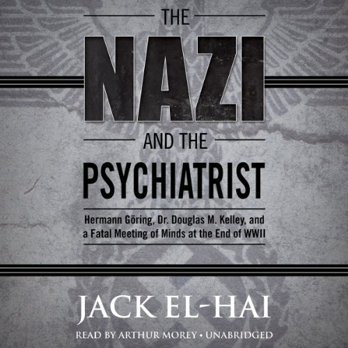The Nazi and the Psychiatrist cover art