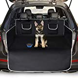 Toozey Protection Coffre Voiture Chien Universelle, 2 Grandes Poches, Imperméable & Antidérapant,...